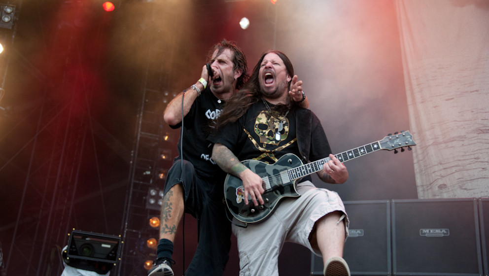 Lamb Of God live, Wacken Open AIr 2013