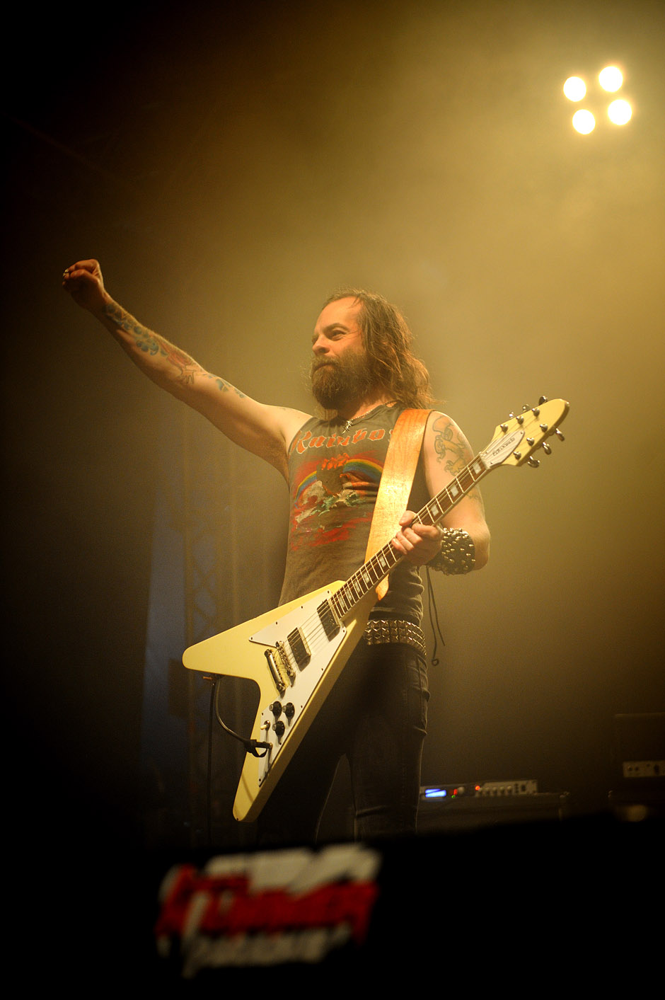 Grand Magus live, 16.11.2013, METAL HAMMER PARADISE