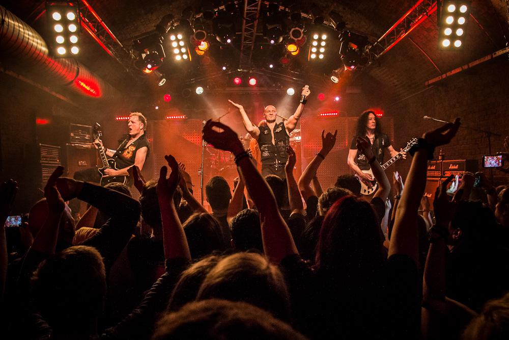 Primal Fear live, 08.02.2014, Bochum