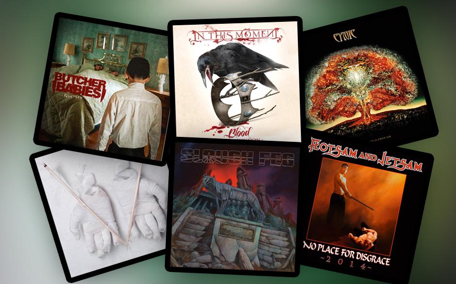 Die neuen Metal-Alben vom 14. Februar 2014 >>>