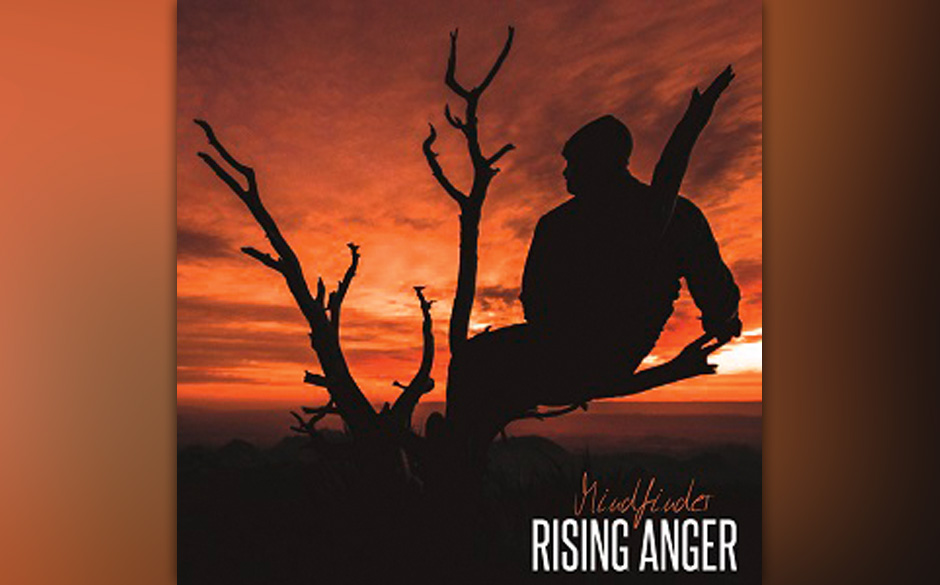 """Rising_Anger_Mindfinder_Cover / Photo Frontcover: Adam Baker, """"Sitting in a Tree, Big Bend National Park"""" - http://creati"""
