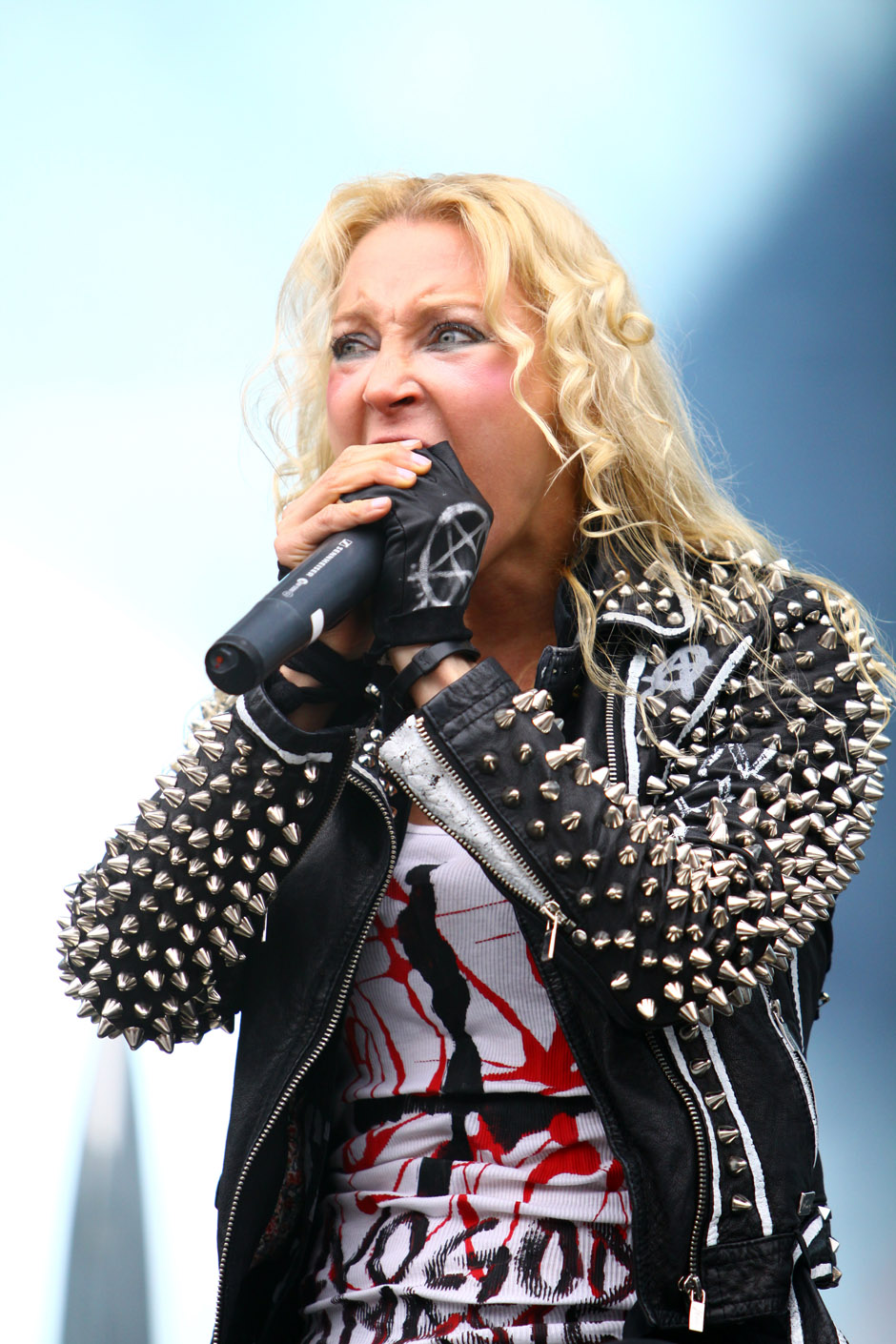 Arch Enemy live, Bang Your Head 2012