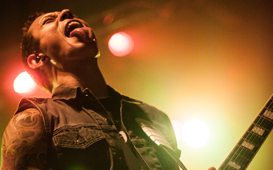 Trivium live, 15.02.2014, Würzburg