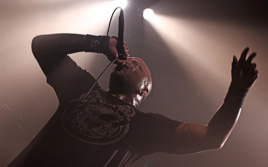 Sepultura live, 13.02.2014, Berlin