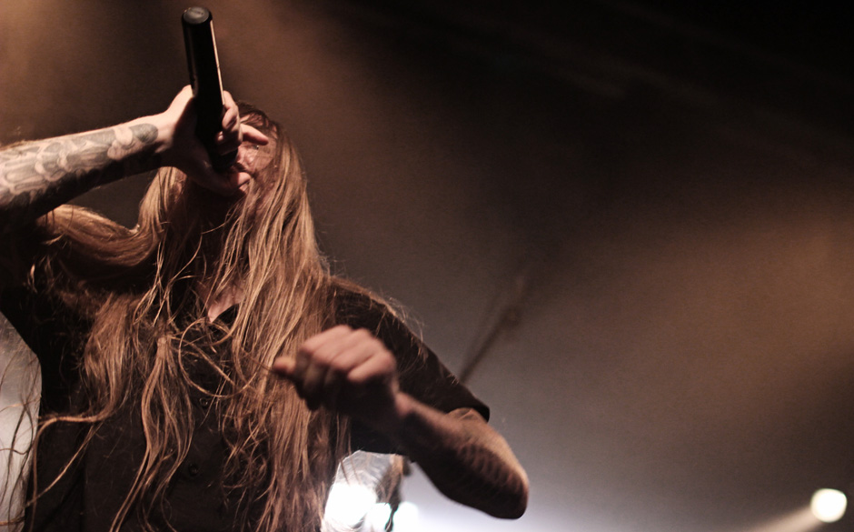 Legion Of The Damned live, 13.02.2014, Berlin