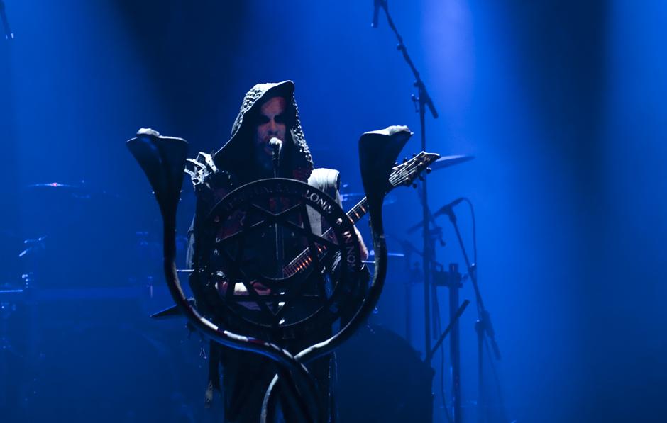 Behemoth live, 16.11.2013, METAL HAMMER PARADISE