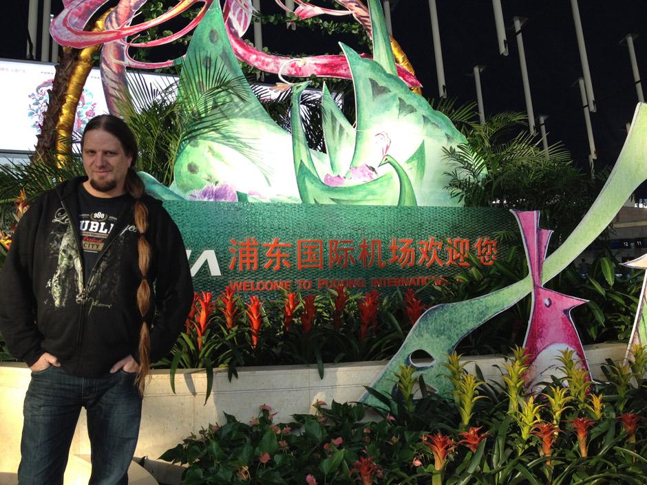Leaves' Eyes + Atrocity in Shanghai