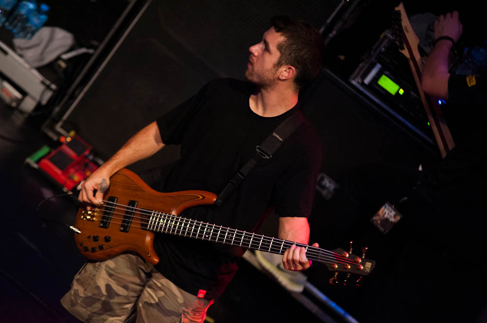 Emmure live, Impericon Never Say Die! Tour, 26.10.2013, Essen