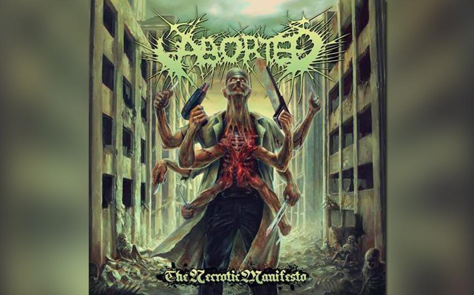 Aborted - THE NECROTIC MANIFESTO