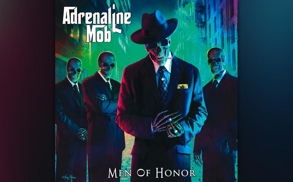 Adrenaline Mob - Men of Honor