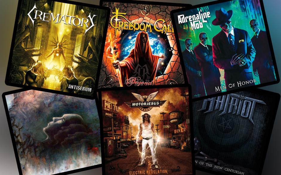 Die neuen Metal-Alben vom 21. Februar 2014 >>>