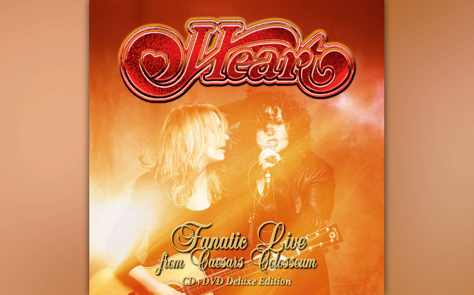 Heart - Fanatic Live From Ceasars Colloseum