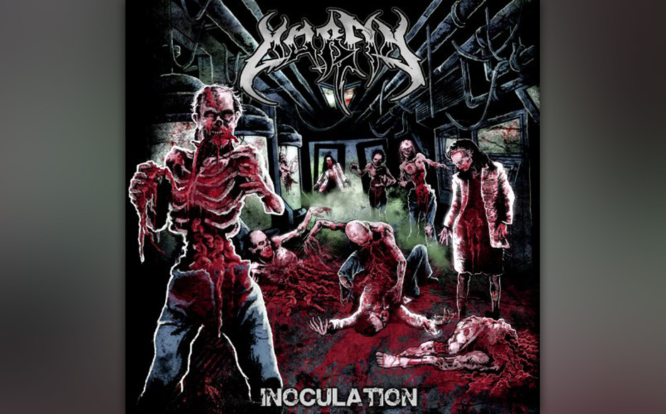 Morfin - Inoculation