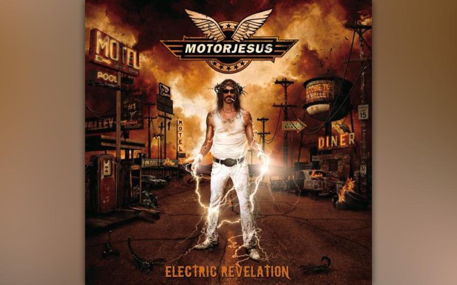 Motorjesus - Electric Revelation