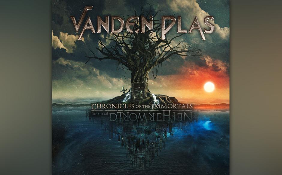 Vanden Plas - Chronicles Of The Immortals - Netherworld