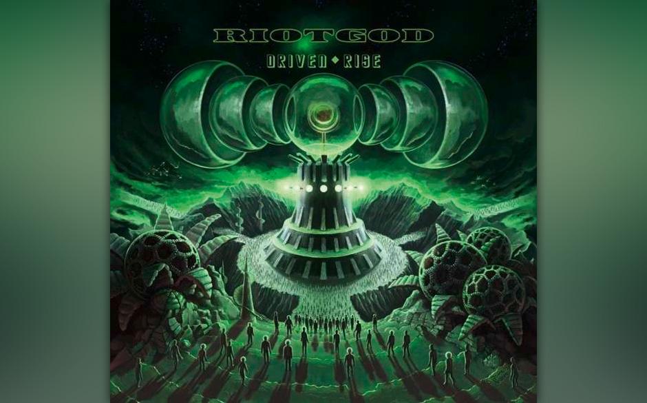 Riotgod - Driven Rise