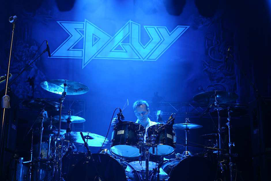 Edguy live, 30.11.2012, München, Olympiahalle