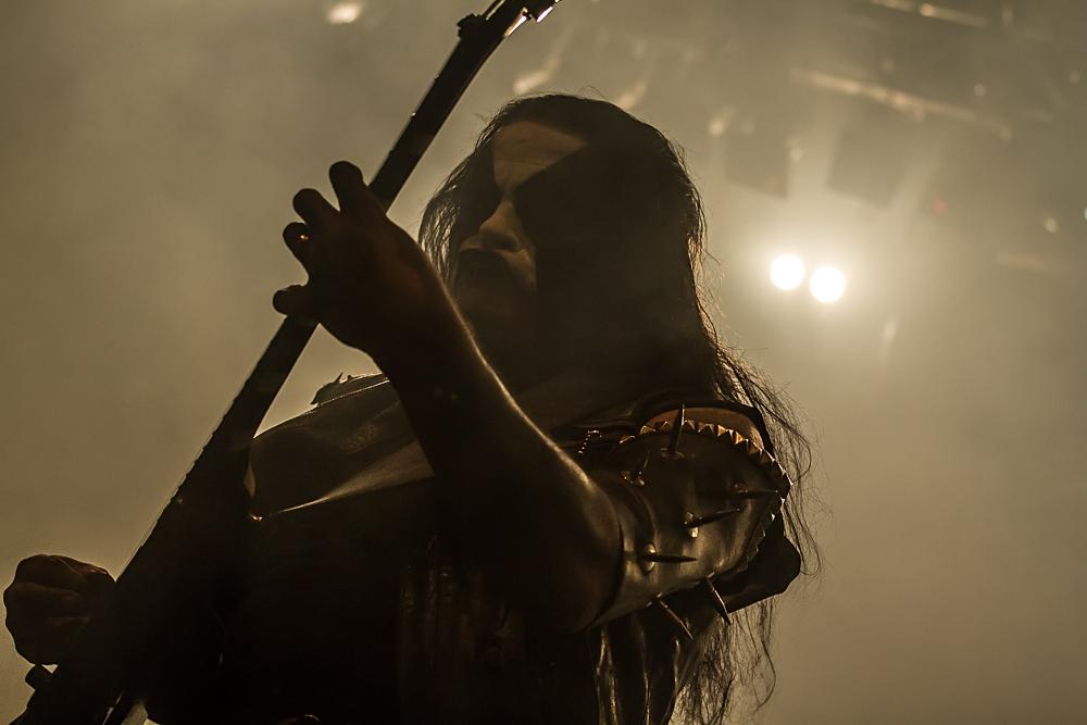 Immortal live, 18.10.2013, Metal Invasion Festival: Straubing