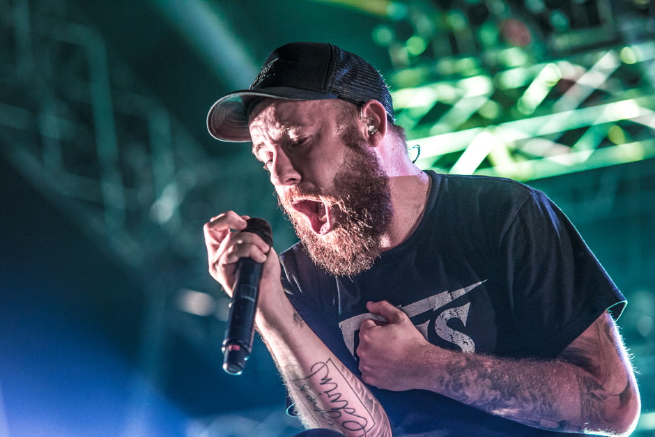 In Flames live, Metaldays 2013
