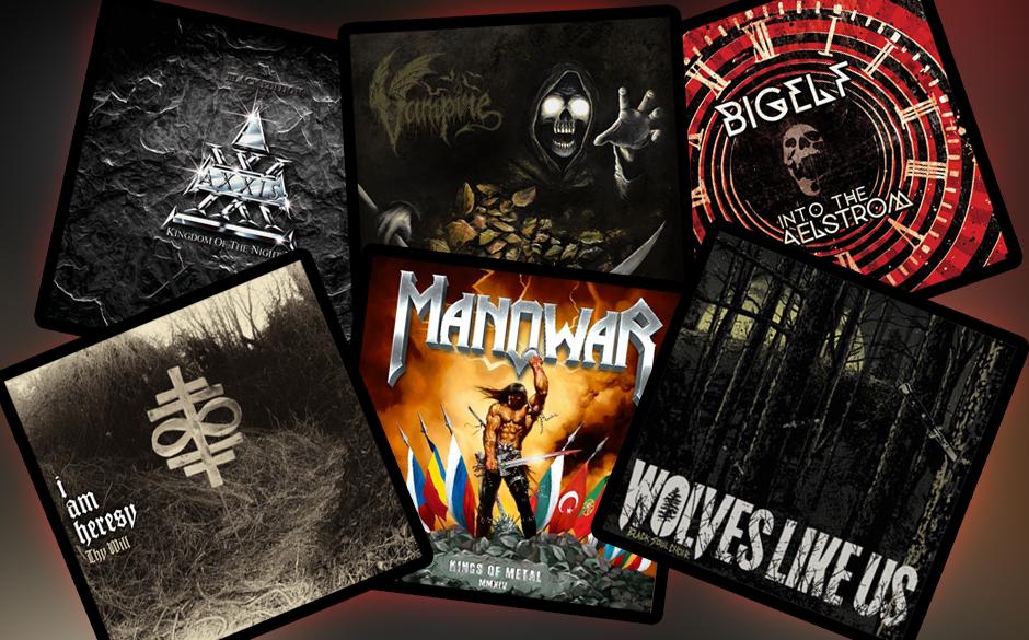 Die neuen Metal-Alben vom 28. Februar 2014 >>>