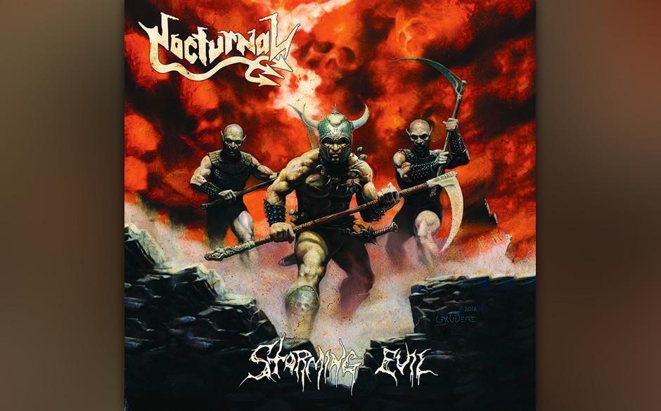 Nocturnal - Storming Evil