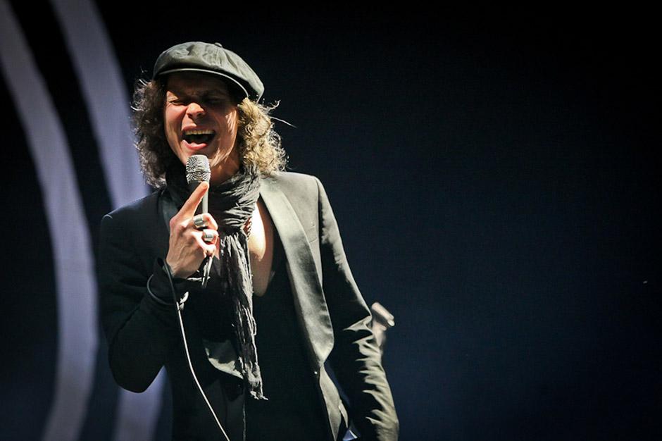 HIM live, Nova Rock 2013