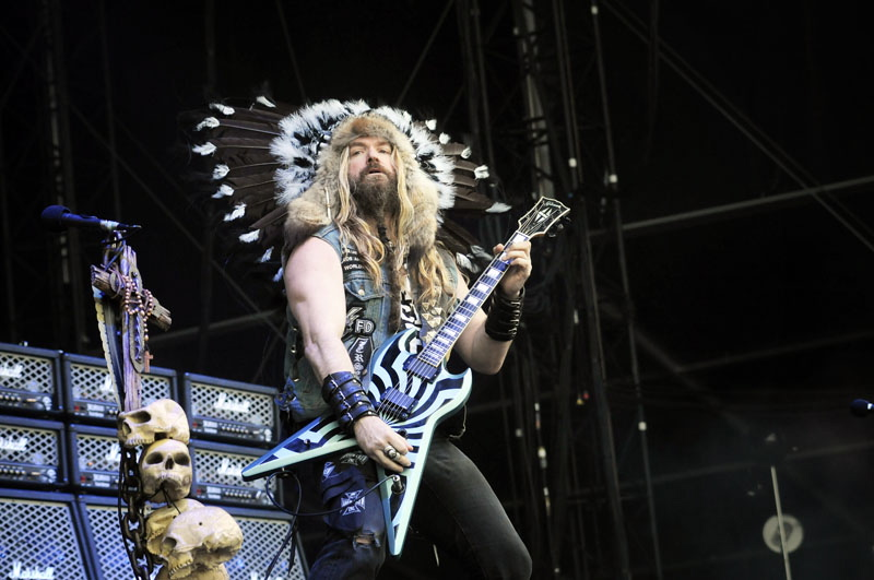 Black Label Society, Graspop Metal Meeting 2011