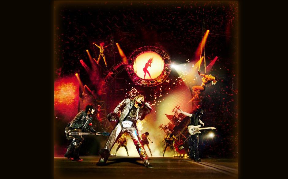 Mötley Crüe in Las Vegas
