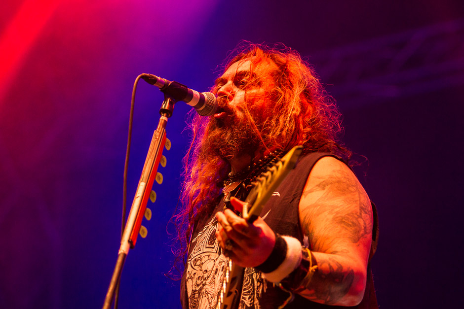 Soulfly live, Rock Harz 2013