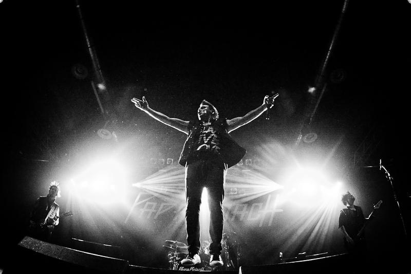 Papa Roach live 2013, Berlin