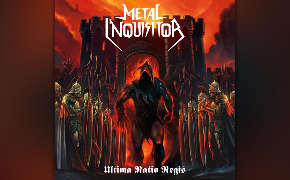 MARC HALUPCZOK 1. Metal Inquisitor ULTIMA RATIO REGIS 2. Battleaxe HEAVY METAL SANCTUARY 3. Slough Feg DIGITAL RESISTANCE Ent
