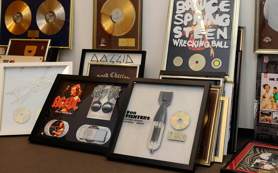 Sony Music Awards  / Sony Music Awards - Versteigerung / München / Donnerstag, 20. Februar 2014 / Foto: BMC-Picture/Domin