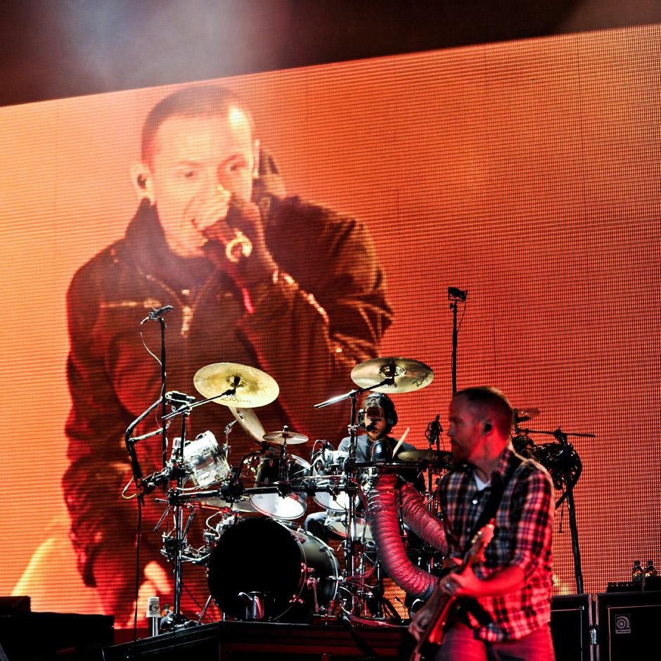 Linkin Park, Rock am Ring 2012
