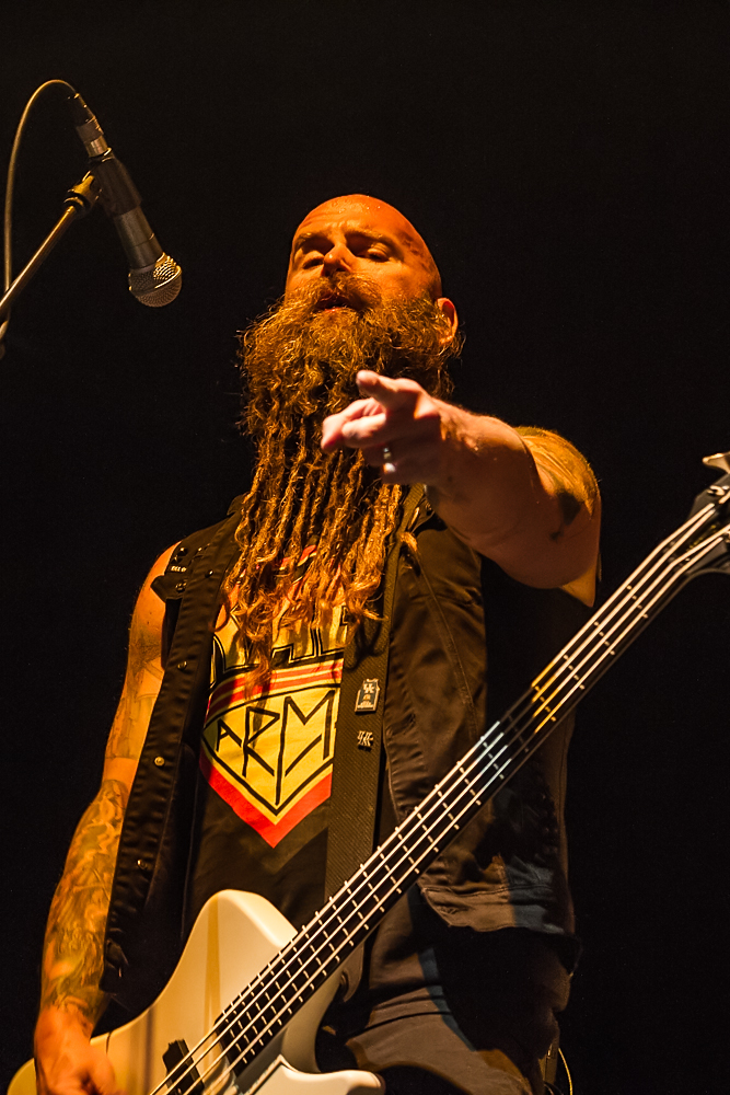 Five Finger Death Punch live, 14.11.2013, München