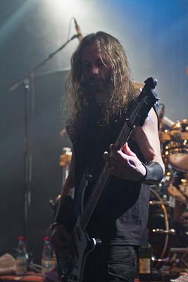 Primordial, live, 26.03.2012, Hamburg Markthalle