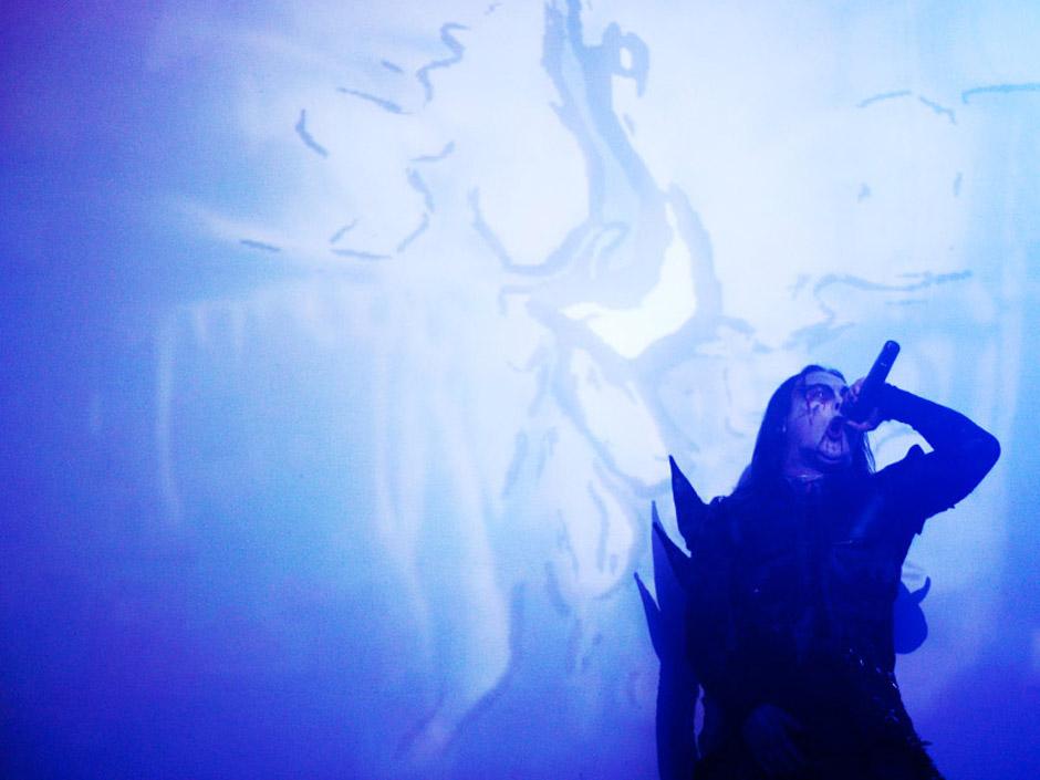 Cradle Of Filth live, 28.02.2014, Hamburg