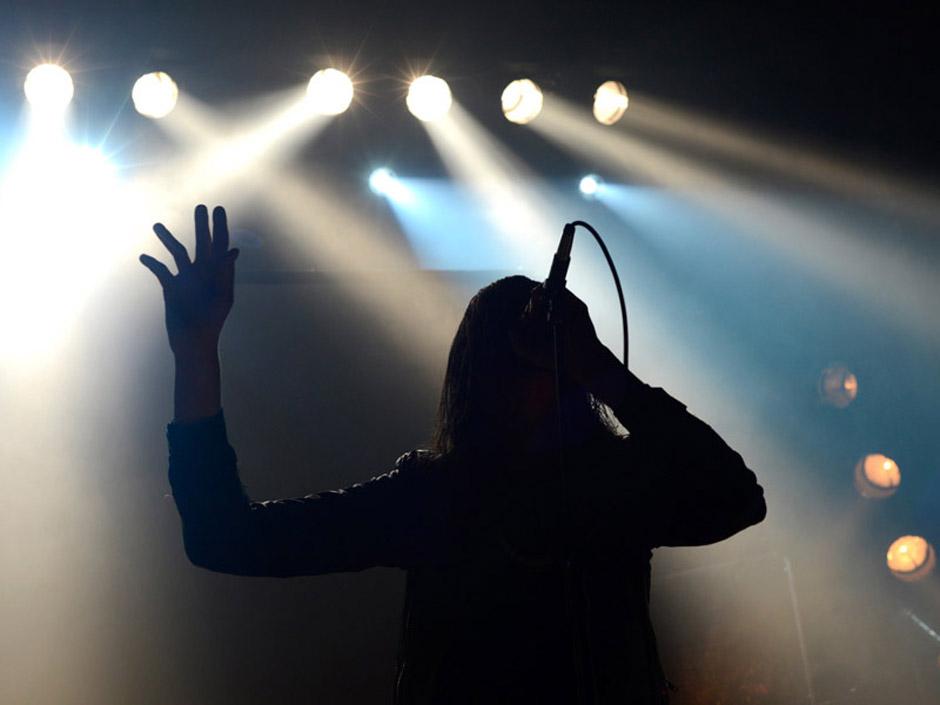 In Solitude live, 28.02.2014, Hamburg