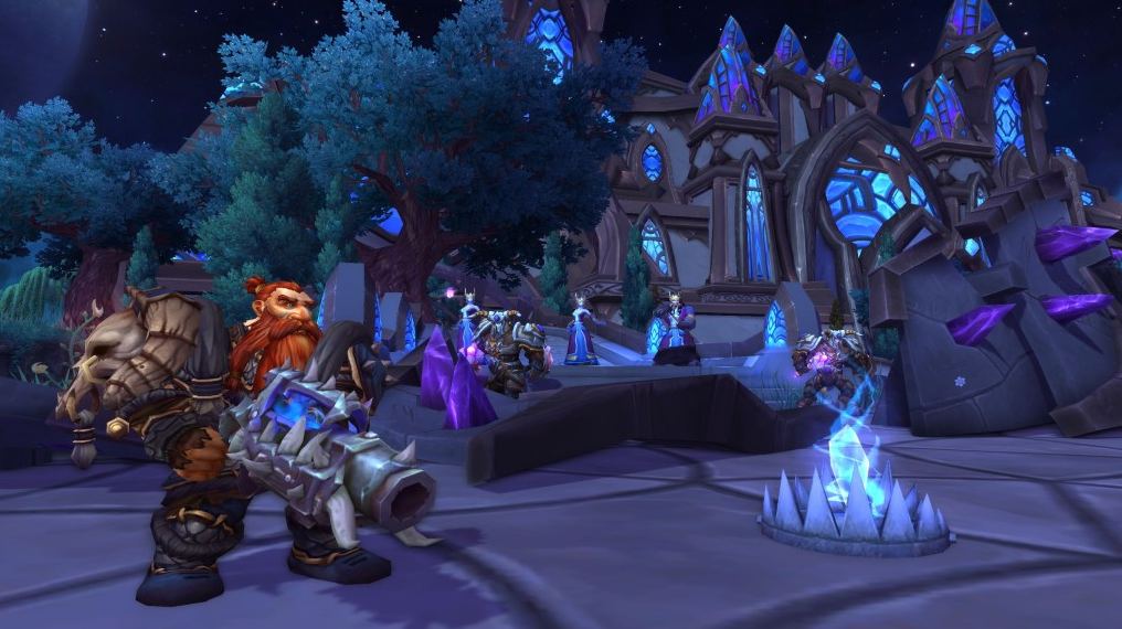 WoW – Warlords of Draenor © Blizzard
