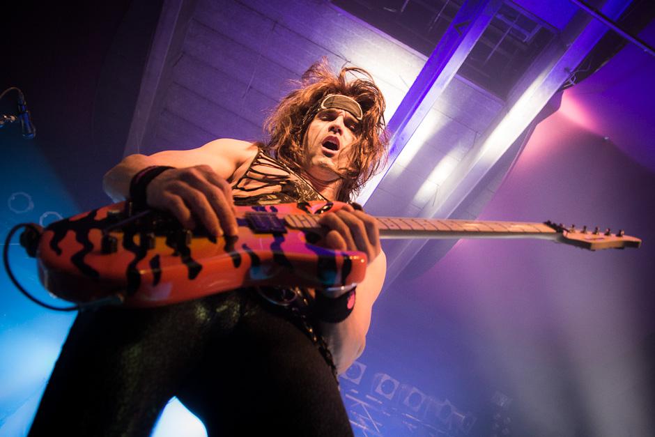 Steel Panther live, 11.02.2014, Köln