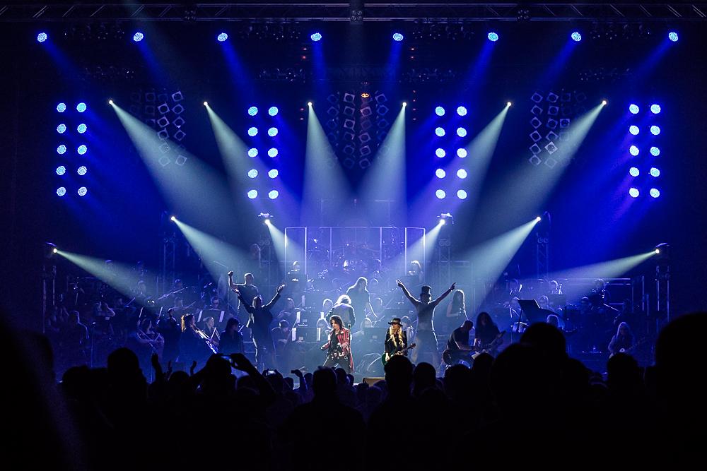 Rock Meets Classic, Alice Cooper, 13.03.2014, Nürnberg