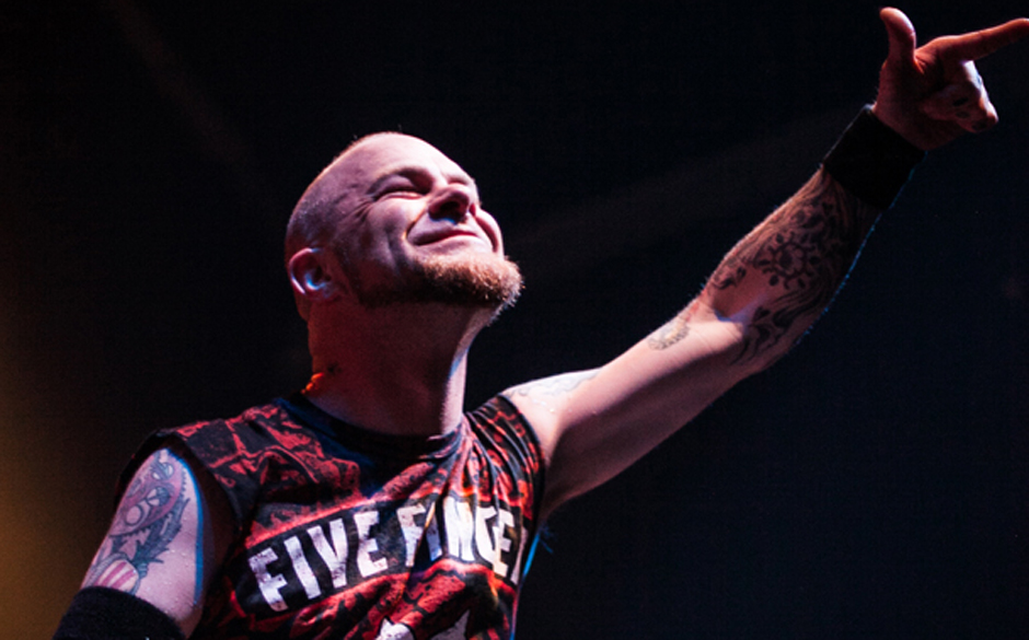 Five Finger Death Punch live, 21.03.2014, Wiesbaden