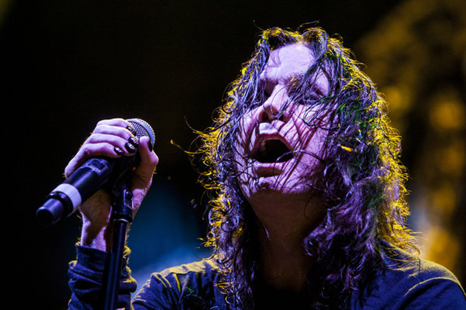 July 29, 2013 - Tampa, Florida, U.S. - WILL VRAGOVIC   Times .Ozzy Osbourne on stage as Black Sabbath rocks the MidFlorida Cr
