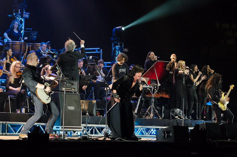 Rock Meets Classic live, 20.03.2014, München