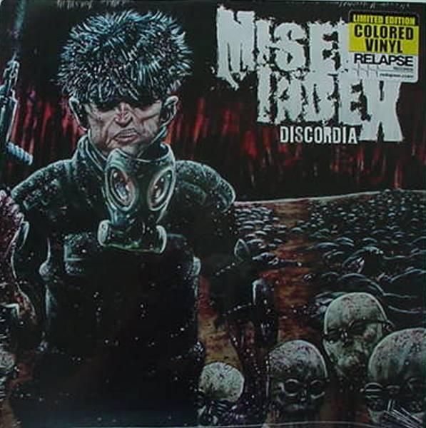 Misery Index - Discordia