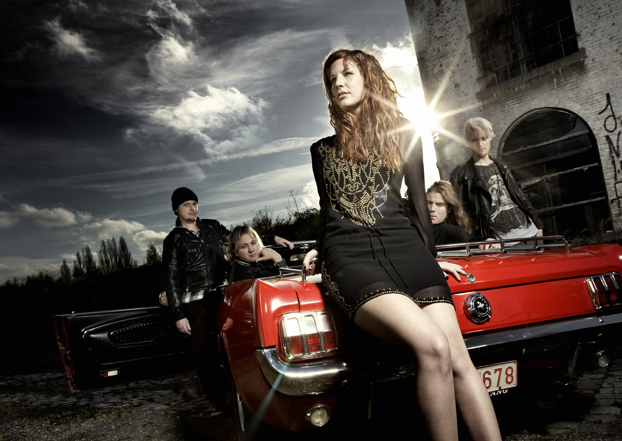 Delain Promo Bild 2011
