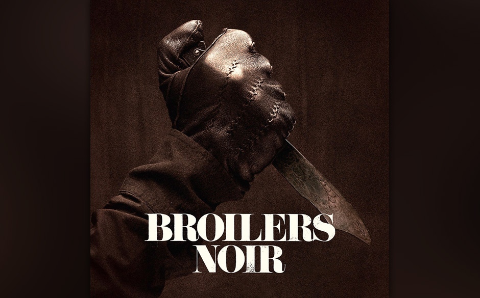 Broilers - Noir