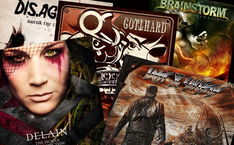Die neuen Alben vom 04.04.2014