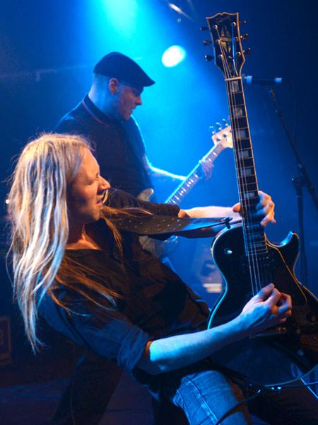 Audrey Horne live, 26.03.2014, Hamburg