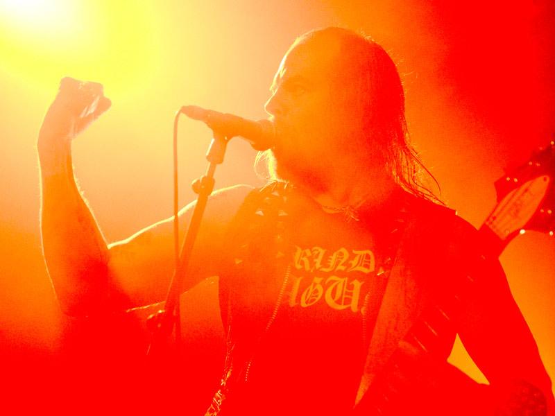 Grand Magus live, 26.03.2014, Hamburg