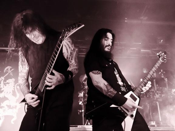 Machine Head, live, 09.11.2011 Hamburg, Große Freiheit